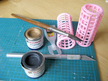 Learn To Make Dollhouse Accessories From Found Objects
